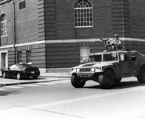 2001-09-12-Old Guard deploys to the Pentagon-15 | by Old Guard History