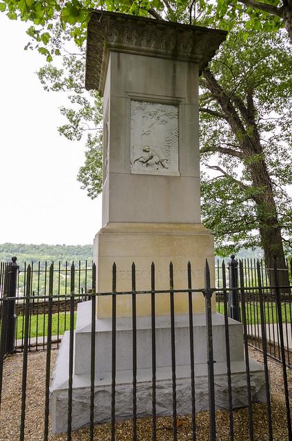 Daniel and Rebecca Boone Grave Site II