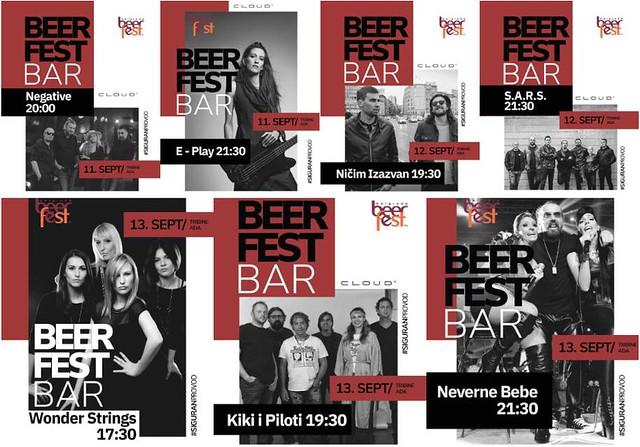 beer fest bar učesnici