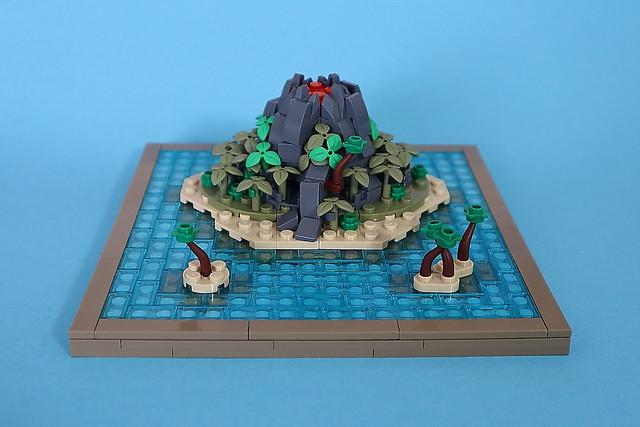 "Smyth Toys Lego-Challenge ""Die Insel"""