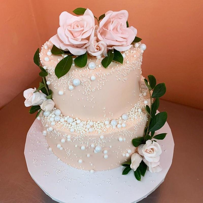 Cake by Morning Buns Bake Shop