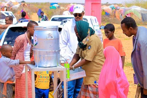 IDP handwashing