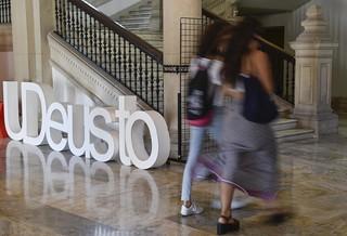 10/09/2020 - 11/09/2020 - La Universidad de Deusto da la bienvenida a sus más 2.000 nuevos estudiantes de 1º