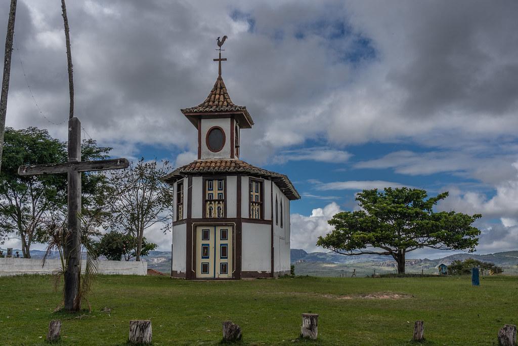 Capela do Rosário - Milho Verde