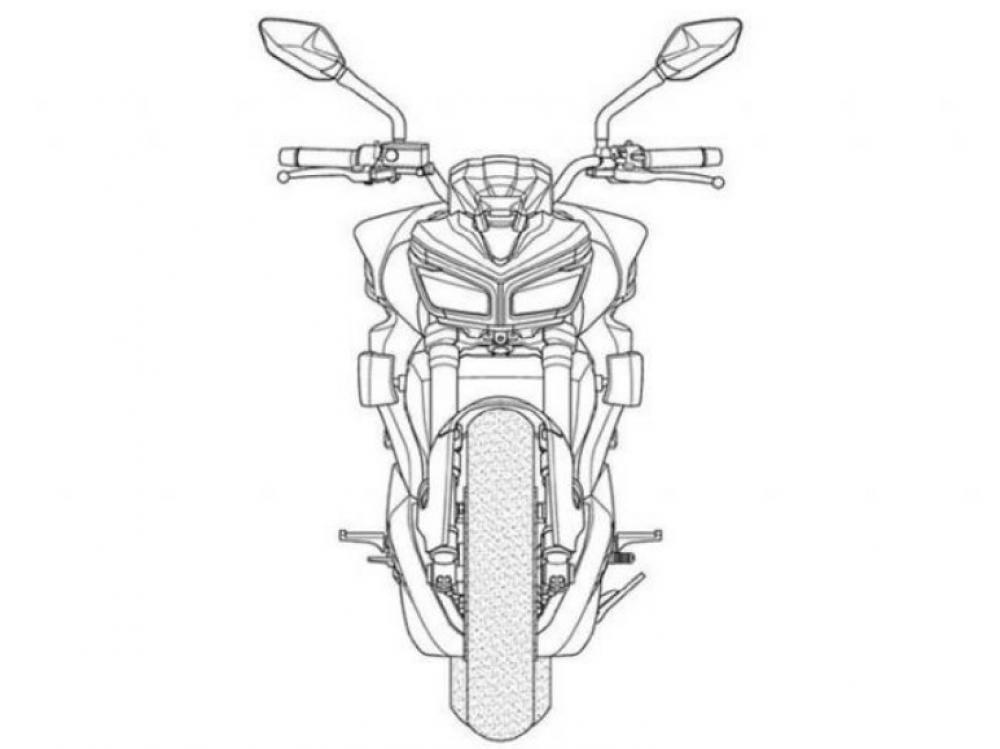Kymco RevoNex Patent FV