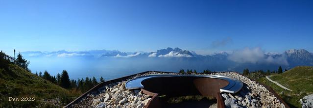 Un balcone sulle Dolomiti Bellunesi