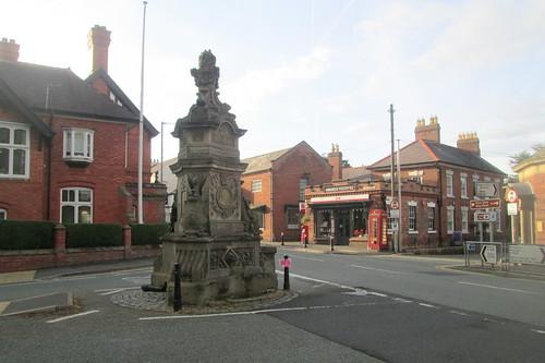 Gladstone Memorial Fountain Hawarden 3