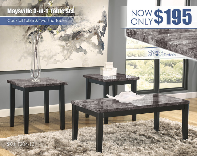Maysville 3-in-1 Table Set_T204-13_wInsert