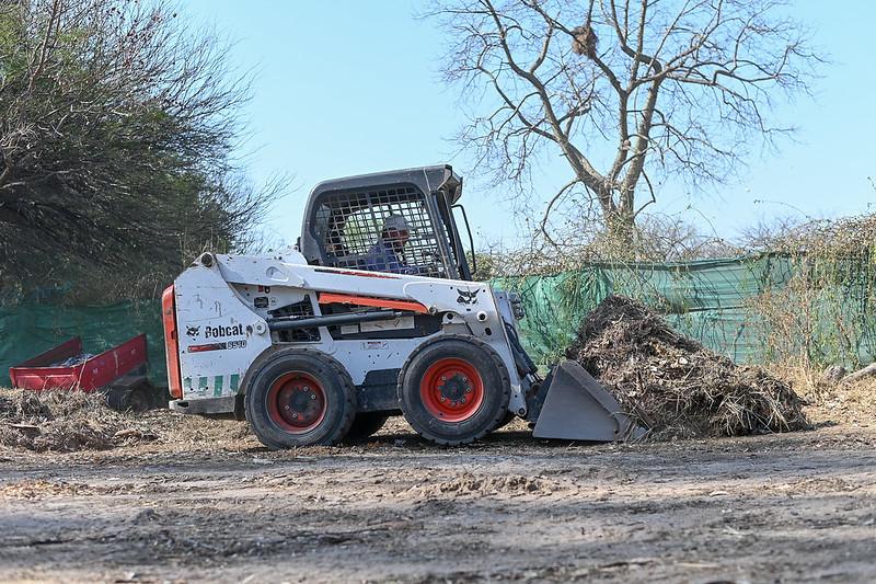 nuevo sistema de compostaje en el predio del ex Zoológico (3)