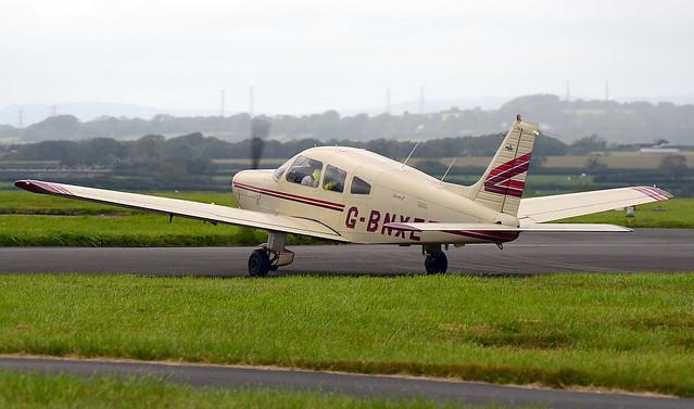 G-BNXE Cardiff 110920