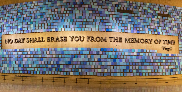 The National 9/11 Memorial in New York City