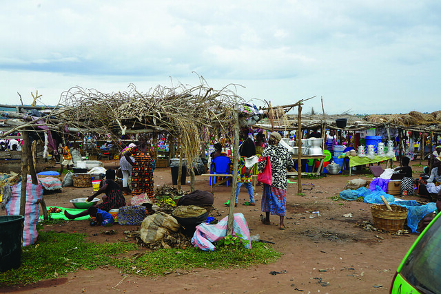 Solar Cooking and Cooling in Ghana, Africa.