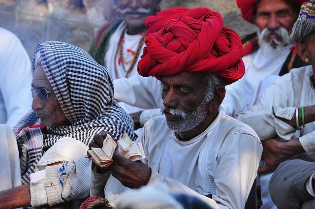 India- Rajasthan- Chanod