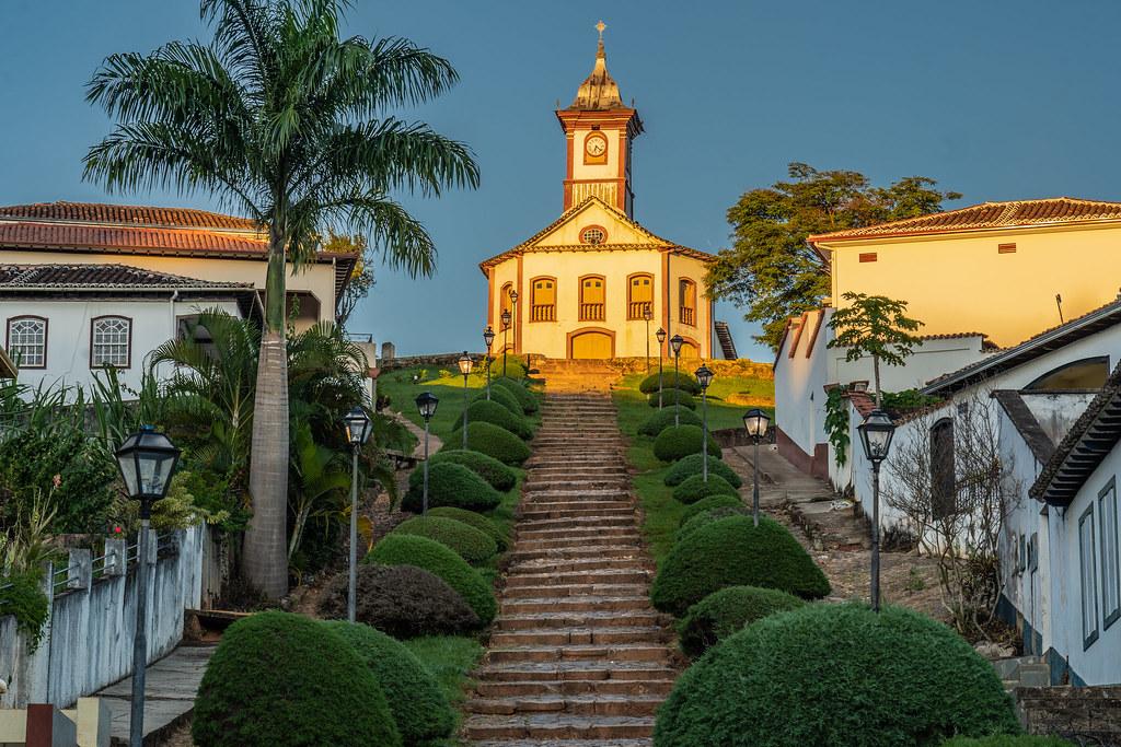 Igreja Santa Rita - Serro - MG