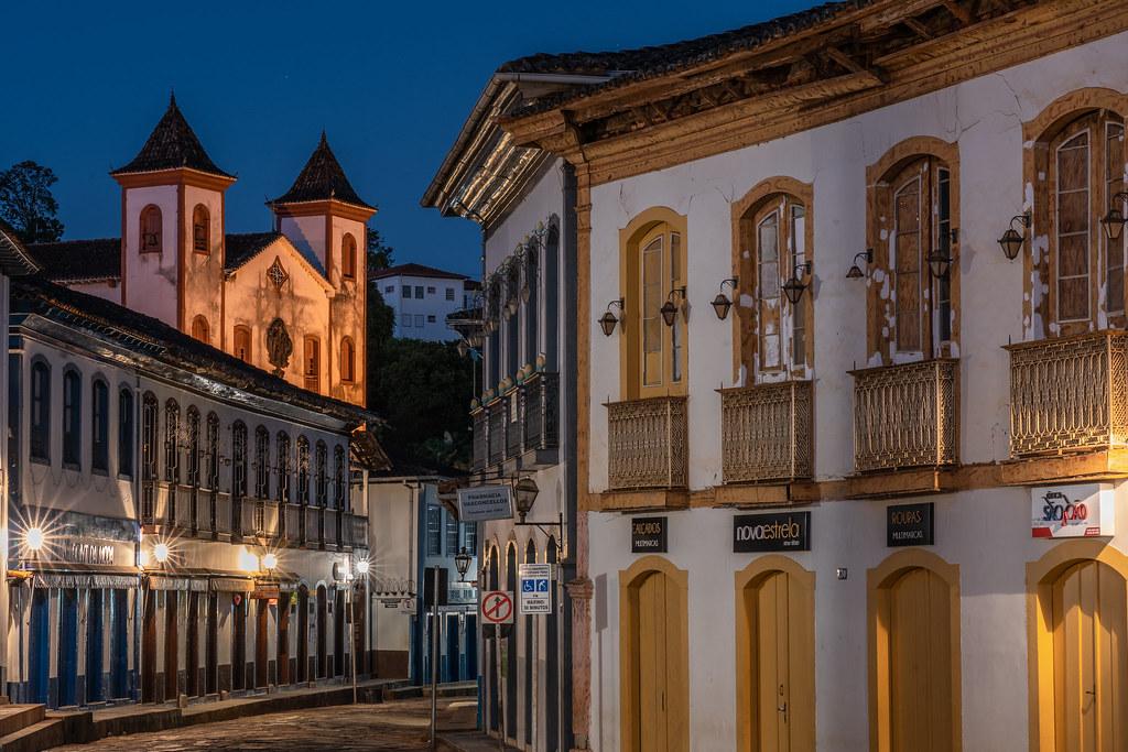 Historic City Serro