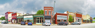 Downtown Pleasant Hill, Mo. | by Roy Harryman