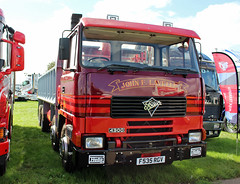 Gantryboy posted a photo:	FODEN 4300 TIPPER