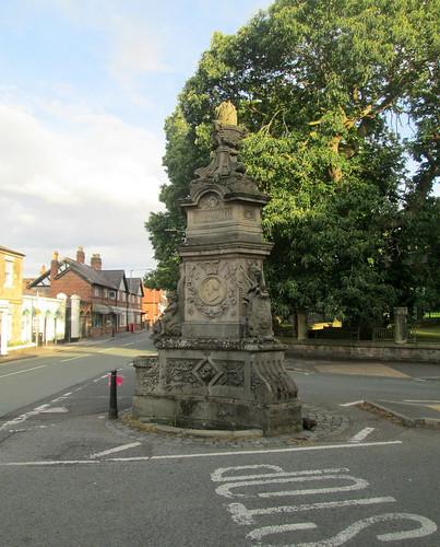 Hawarden, Gladstone Memorial Fountain
