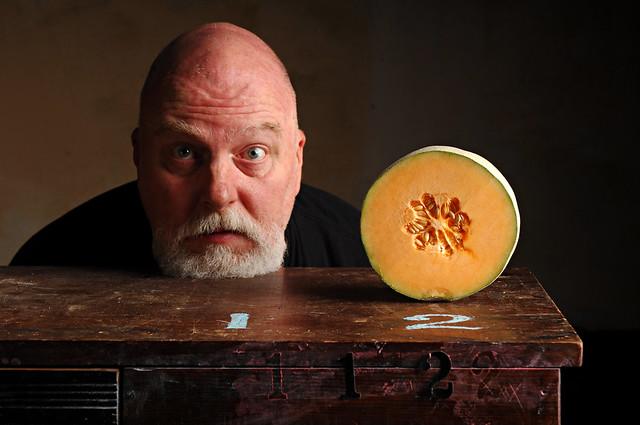A Scientific Comparison of Man and Cantaloupe