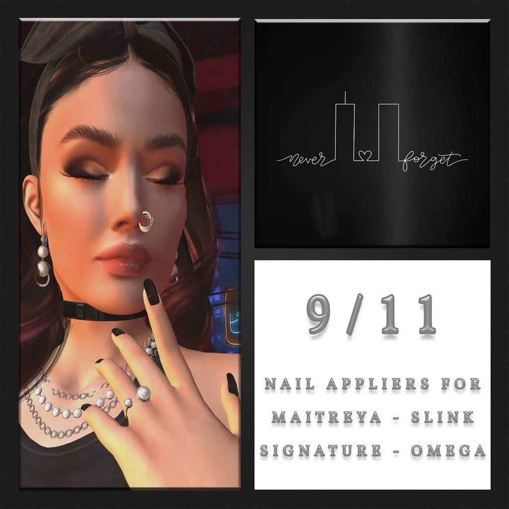 SC 9/11 Nail Applier