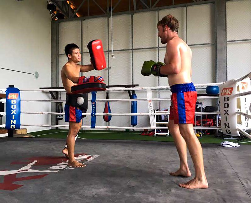 Chiangmai Muay Thai Gym (Thailand) – Info, Price & Travellers Reviews