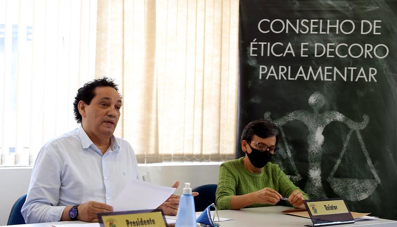 Conselho de Ética e Decoro Parlamentar 2020