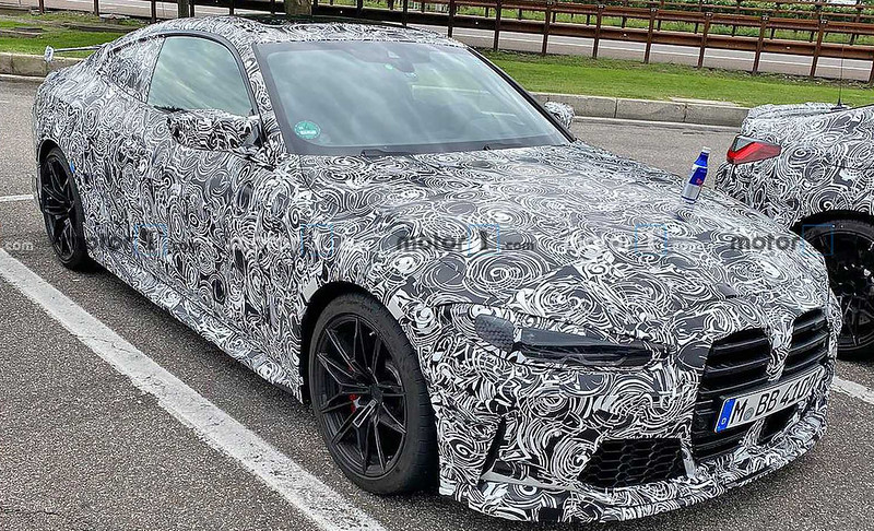 bmw-m4-gts-spy-shots