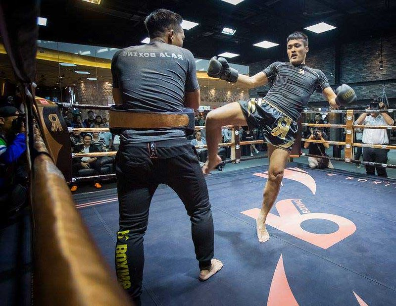 R Boxing Gymtertainment (Chiang Mai, Thailand) – Brochures, Info, Price & Reviews