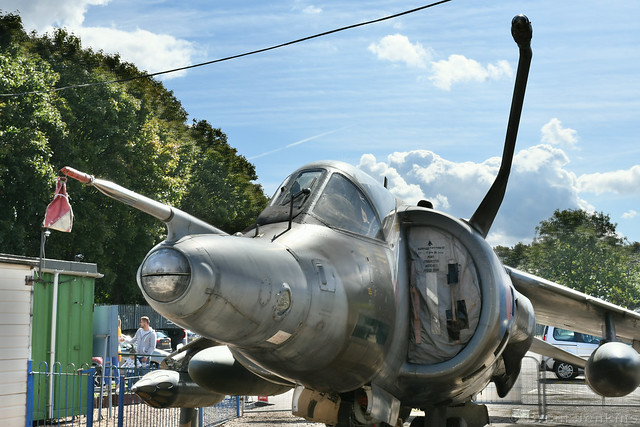 Hawker Siddeley Harrier GR.3 (XV752)