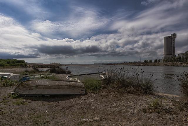 Desembocadura río Guadarranque 3