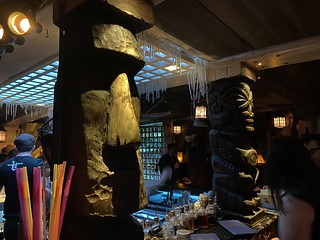 Tikis at UnderTow | by beckysauer