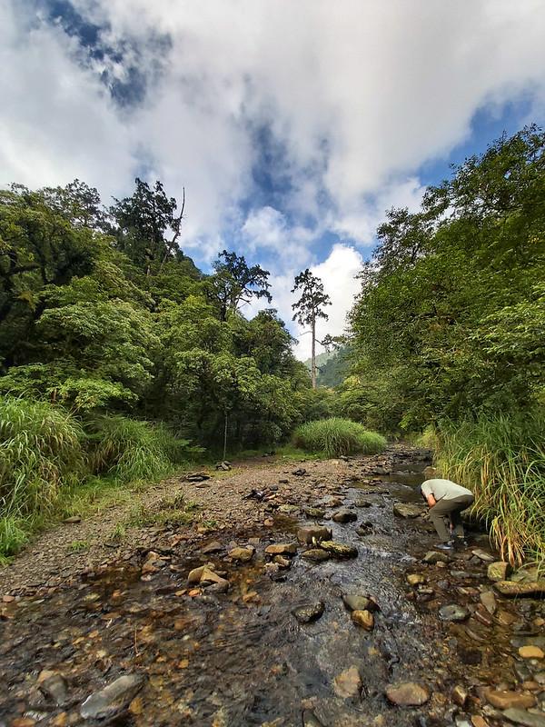 Songluo Lake: River Nanshi