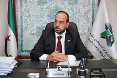 رئيس الائتلاف نصر الحريري
