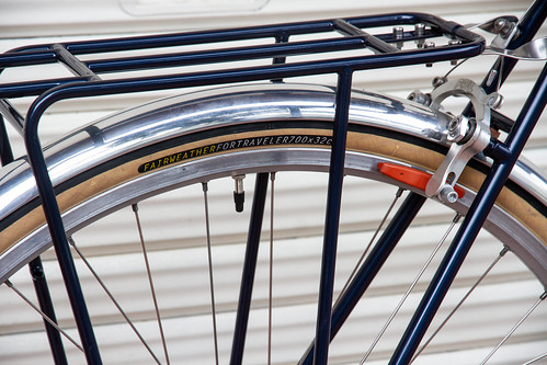 *COAST CYCLES* the randonneur | by Blue Lug
