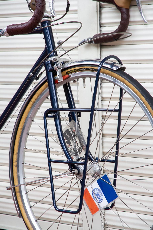 *COAST CYCLES* the randonneur