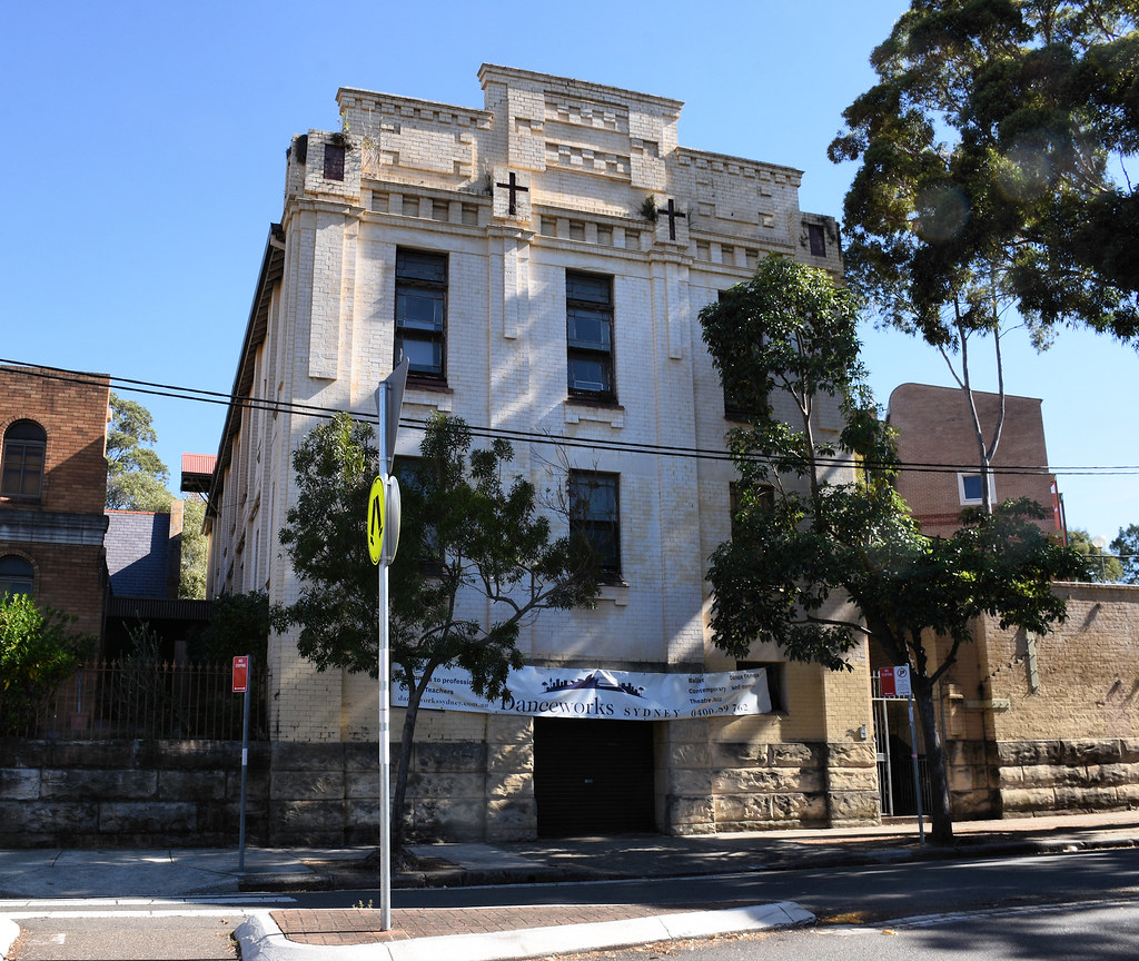 St Michael's Melkite Catholic Hall, Newtown, Sydney, NSW.