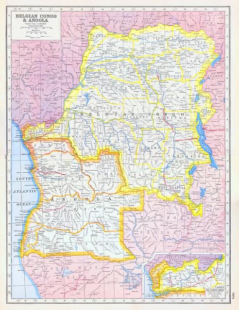 Angola & Belgian Congo