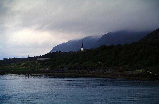 Norwegen 1998 (704) Solstad kirke