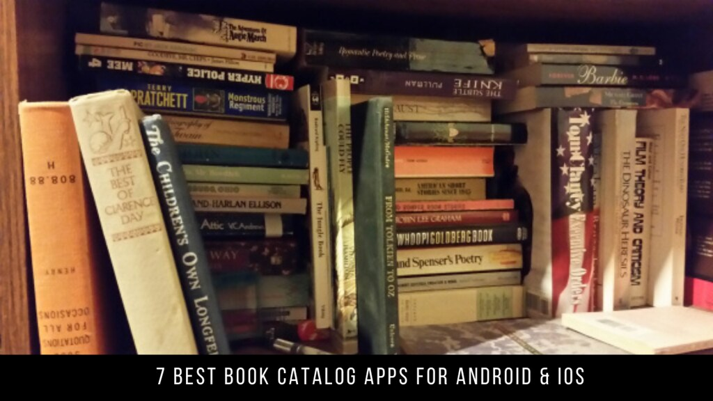 7 Best Book Catalog Apps For Android & iOS