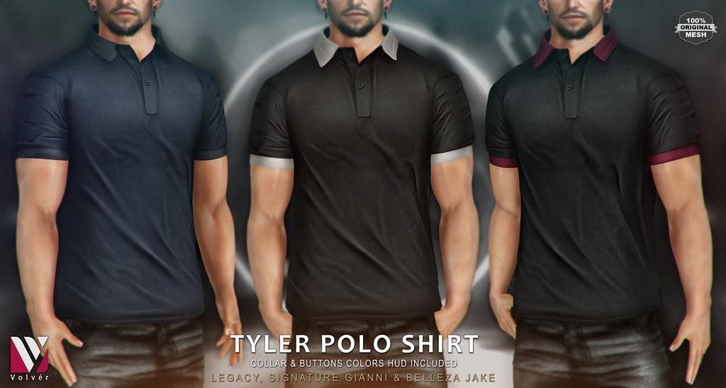 Volvér - Tyler Polo Shirt