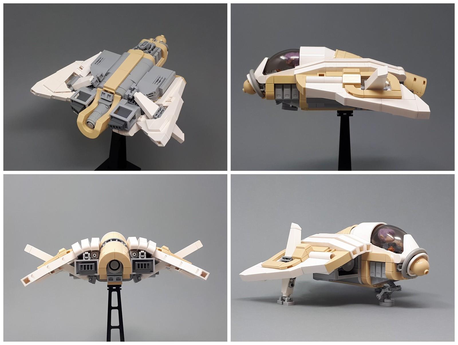 Spaceship Telephone Game - Part 12