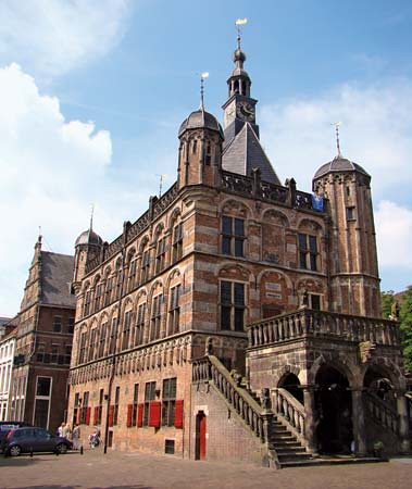 deventer city hall