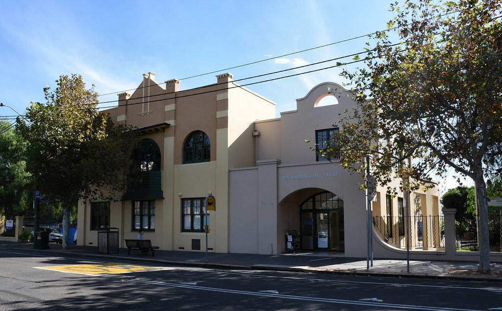 Haberfield Library, Haberfield, Sydney, NSW.