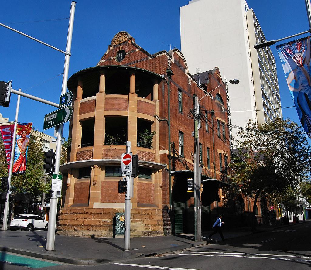 Fire Station, Darlinghurst, Sydney, NSW.
