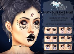 ::AMF:: Party Dust Face Paint AD Large