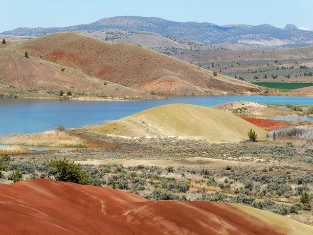 USA - OR - Painted Hills  (2)
