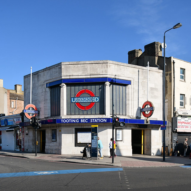 Tooting Bec Station / SW17