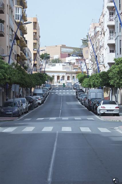 Álbum de confinamiento. 15:01 J 19-03-20. Almería.