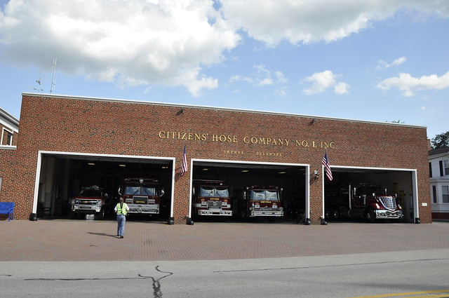 Citizens Hose Company, Smyrna, Kent County, Delaware