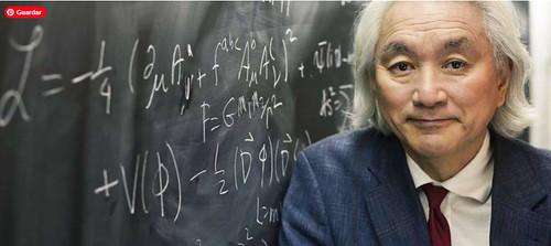 Michio Kaku: Primera biografía de quienes estudiaron Física y la divulgaron (I)